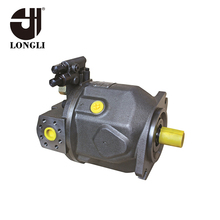 A10V Rexroth hydraulic oil double gear piston pump for wheel loader crane