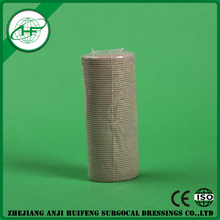 Cohesive and waterproof rubber elastic bandage