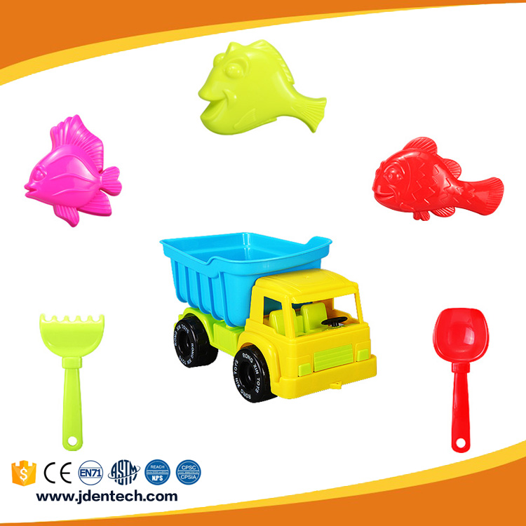 Hot sale sand and water play kids favorite cheap beach toys for holiday
