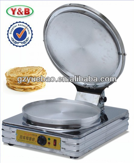 counter top crispy pancake making machine