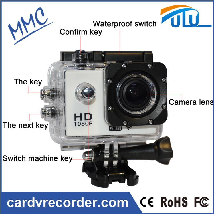 CE Rohs certified cheap price best pocket camcorder