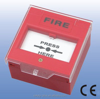 Buy In door using Hand actuated Fire alarm button with LED ...