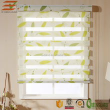 China supplier spring warm style reasonable price zebra blinds