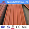 Best Selling! corrugated roofing steel sheet/painted metal roofing corrugated/PPGI tile roofing