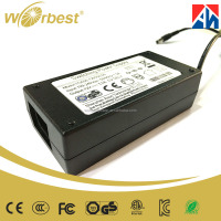 Factory price power supply adapter 60W 12V 5V power adaptor