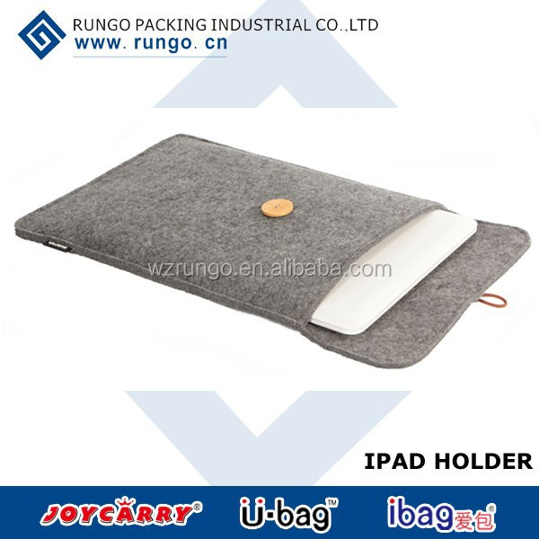Recycled Felt protective cover for Laptop