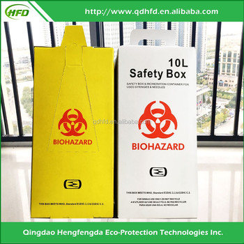 Factory wholesale high quality Safety cardboard box(ISO and CE certified)