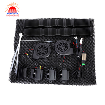 Professional Summer Cool Car Seat Cooler System