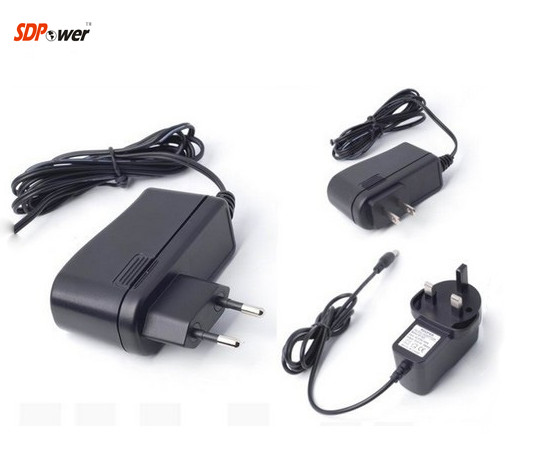 Class 2 US Plug adapter dc 5V 2A wall mount power adapter for massager