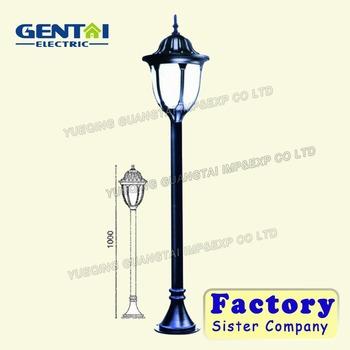 Garden Lighting Pole Light/outdoor Street Post Light/garden Gate Lamp