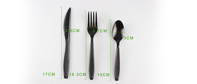 Disposable Cutlery Cornstarch biodegradable disposable cutlery biodegradable cutlery set