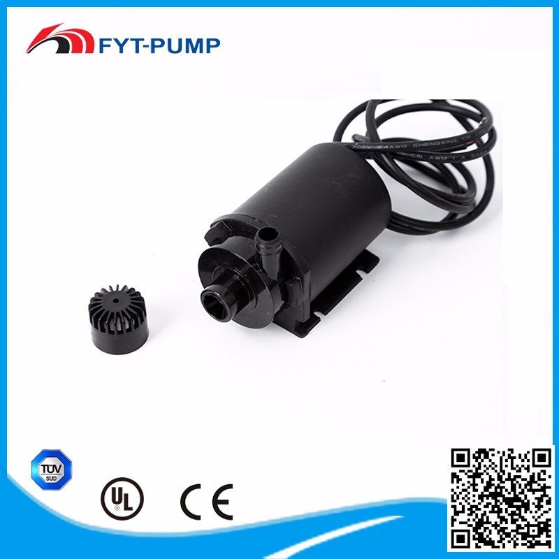 50HZ hot sell CE Dc standard air brushless mini vacuum pump 12v