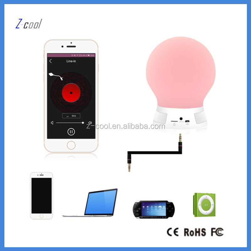 Smartphone Controlled Dimmable color changing usb led lights