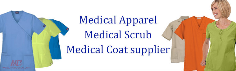 Hospital Medical scrubs uniform nurse working wear design male nurse uniform