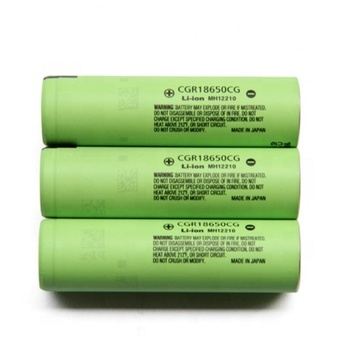 18650 battery bulk Original Grade A for Panasonic 18650 CGR18650CG lithium ion battery 18650 cell 3.6V 2250mAh
