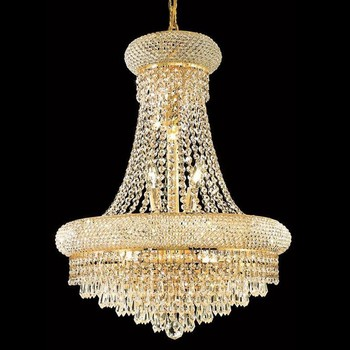 Interior Zhongshan Factory Modern Crystal Chandelier Lighting