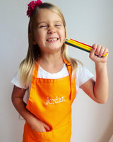 Promotional Customized Cotton Kids Apron
