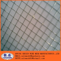 6x6 Concrete Reinforcing Galvanized Welded Wire Mesh For Building Materials