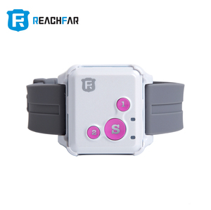 Child GPS Tracking System For Kids, Elderly, Person, Location Based Service(LBS)+GPS Double Real Time Tracking Solution