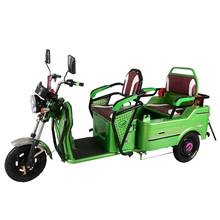 china supplier 500w electric tricycle scooter, three wheel motorcycle scooter