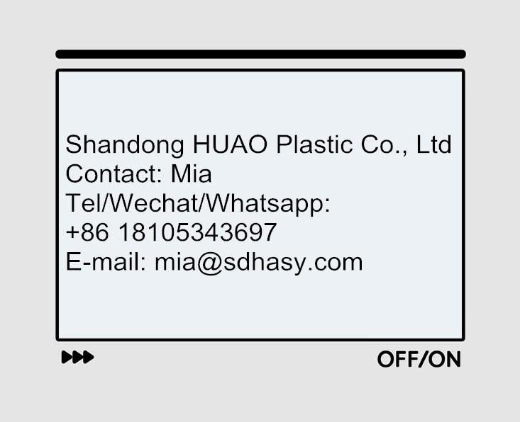 engraved tivar 1000 UHMW-PE sheet / plastic parts with OEM service