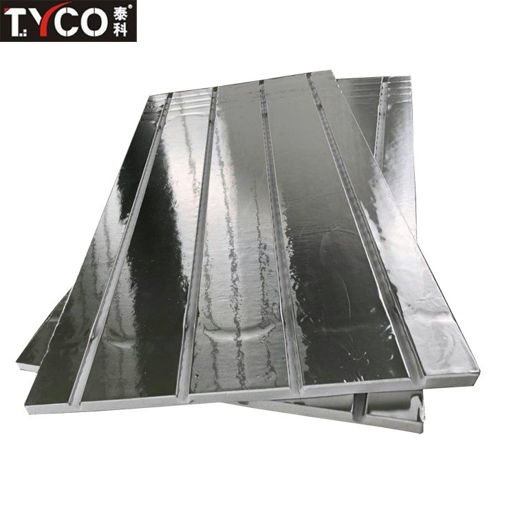 Xps Eps Tyco Floating Floor Foam With Aluminum Foil Insulation