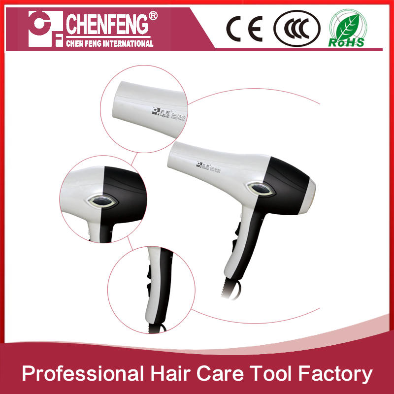 China high quality cheap price electric steam travel hair dryer for professional salon