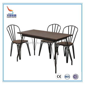 Marvelous Full Metal Dining Tale Chair Set Buy Dining Table Chair Set Dining Table Chair Set Dining Room Tables And Chair Product On Alibaba Com Ocoug Best Dining Table And Chair Ideas Images Ocougorg