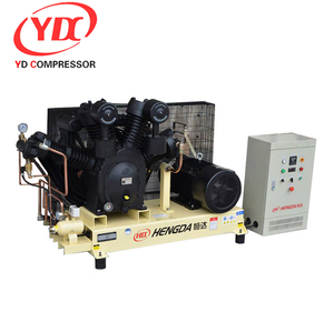 Hengda High Piston Ingersoll Rand Oil Free Piston Air Compressor 1.1 15KW