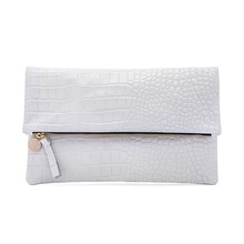 New Fashion Design Alibaba China Elegant Wholesale Pu Leather Ladies bridal evening Clutch Bags