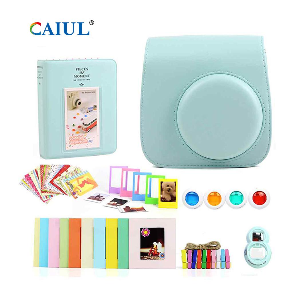 Competitive Price Fujifilm instax Mini 8 / Mini 9 Accessories Bundle Instant Camera Case  Kit