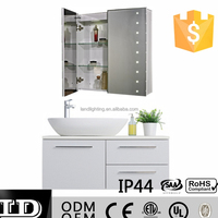 Bathroom LED Backlit Mirror Cabinet Vanity Mirror Light medicine cabinet