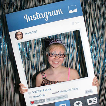 Giant Instagram Frame Pfb0111 Buy Instagram Frame Custom Made