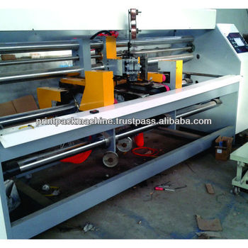 Corrugated Box Automatic Box Stitching Machine Buy Fully