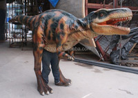 2014 Best selling Activity events amusement park animatronic dinosaur costume