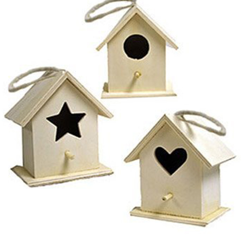 Plastic Martin Small Kits Wooden Decor Bird Houses For Sale