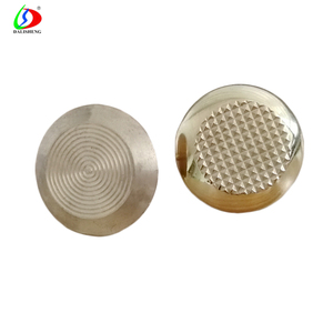 Gold Color Tactile Directional Indicator Dimension Tactile Indicator in China