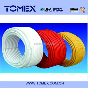 Butt-welded PEX AL PEX multilayer pipe for Potable Water Supply