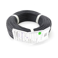 Black Red Silicon Wire 12AWG 8 10 14 16 18 20 22 24 26 28 30 AWG Flexible cable Heatproof Soft Wire Cable