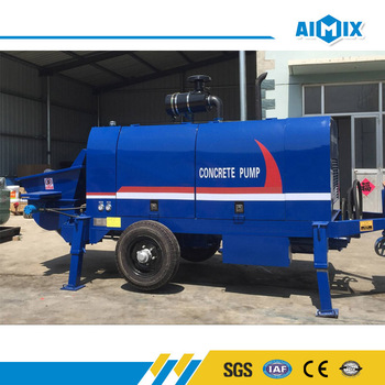 New injection pump for concrete injection pump for concrete cost