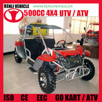 Renli 500cc 4x4 utv eec road legal automatic buggy