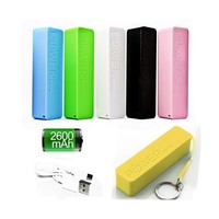Consumer Electronics wholesale power bank menu mobile battery charger