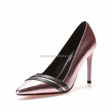 Hot 2017 Spring Autumn Women Pumps Sexy Gold Silver High Heels Wedding Party Women Shoes