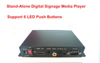 RDB Stand alone Digital AD player with free software DS005B-4