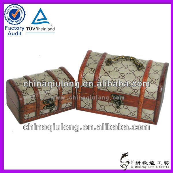 Country style handicraft box