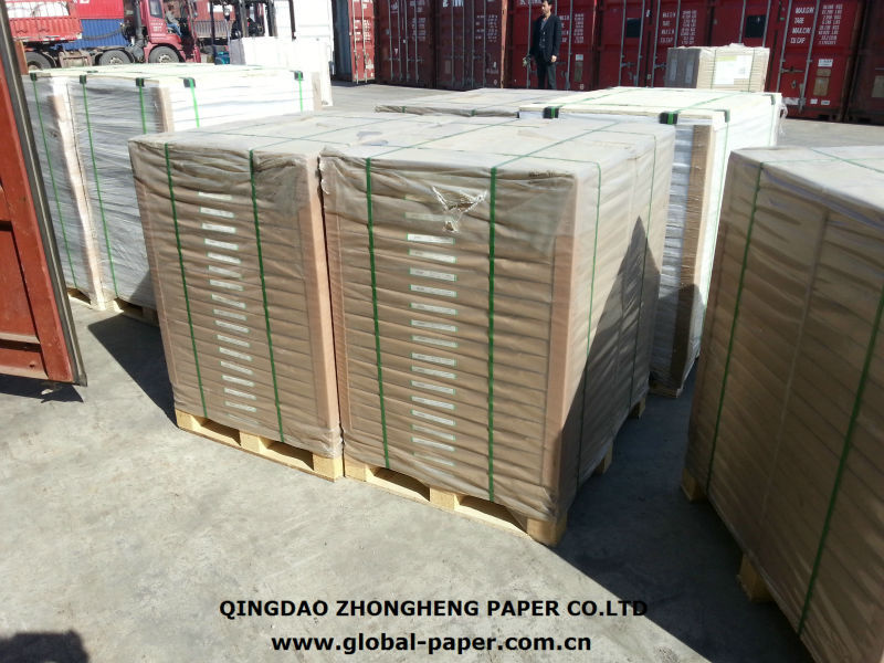 Wood Pulp Offset Paper in rolls
