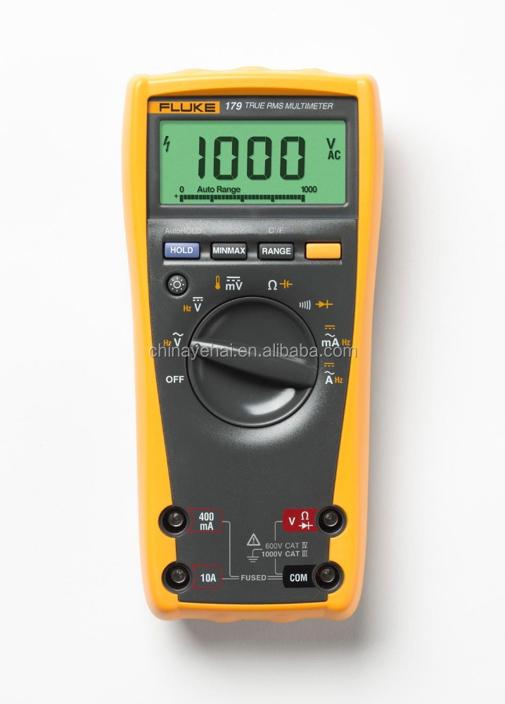 100% Authentic New Fluke 179 True RMS Digital Multimeter
