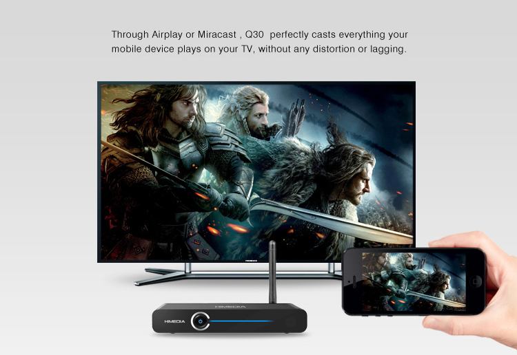 2018 Hot Cake Customized OEM ODM TV BOX Android 7.0 with KODI Pre-installed