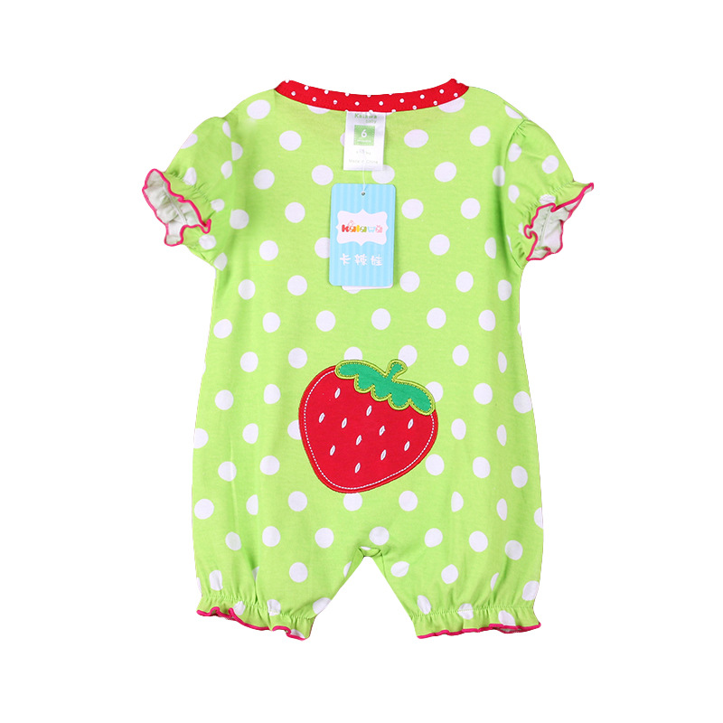 Fancy newborn baby romper clothes sport style soft casual baby romper