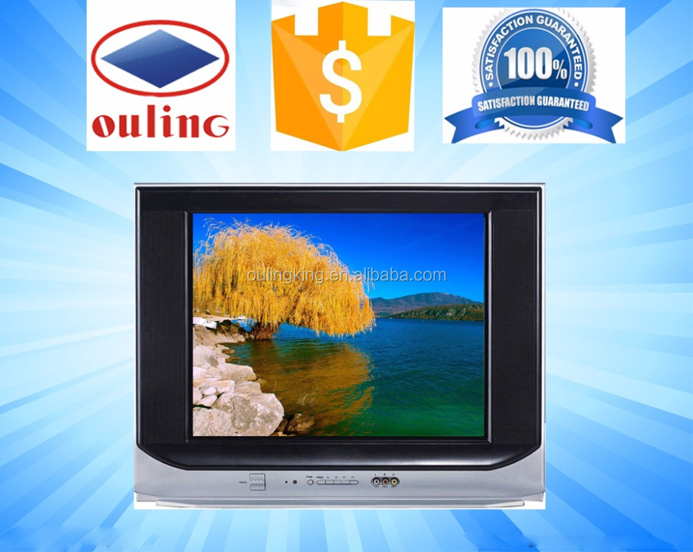 mini 14 inch crt tv with dvd player ultra slim tv kit for crt tv